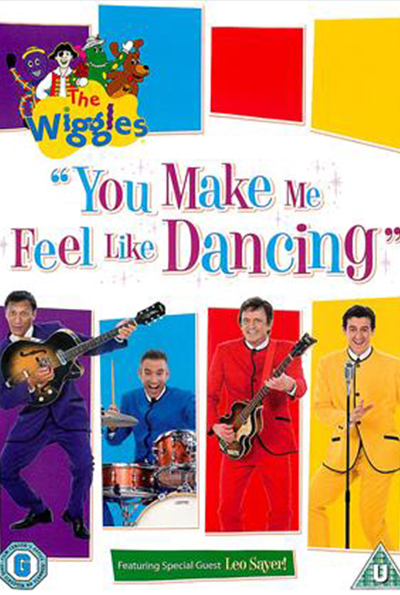 The Wiggles: You Make Me Feel Like Dancing cover
