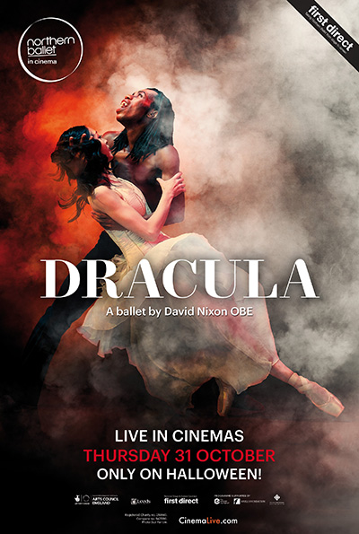 Dracula Live cover
