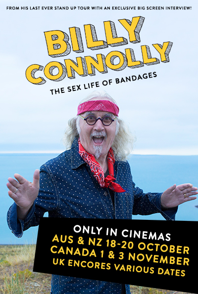 Billy Connolly - The Sex Life of Bandages - Encores cover