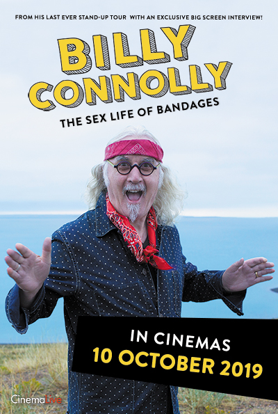 Billy Connolly: The Sex Life of Bandages cover