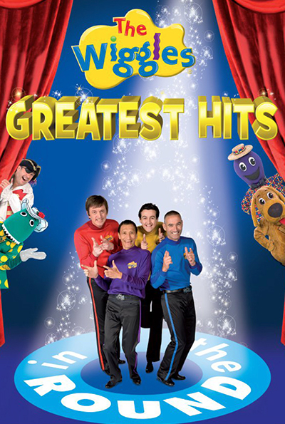 The Wiggles: Greatest Hits cover