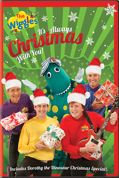 The Wiggles: It's Always Christmas With You cover