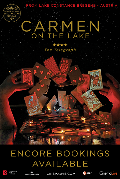 Carmen on the Lake cover