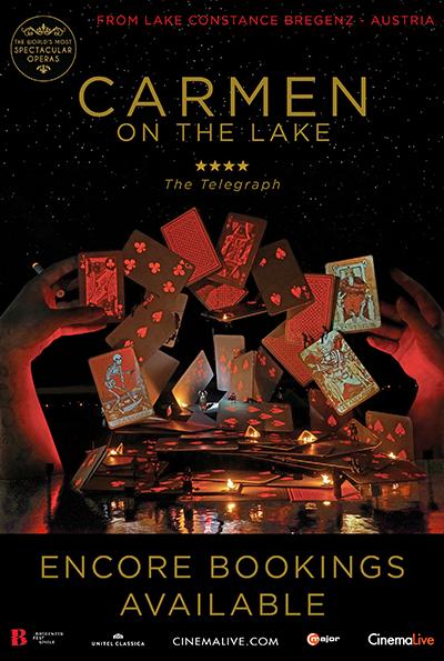 Carmen on the Lake cover