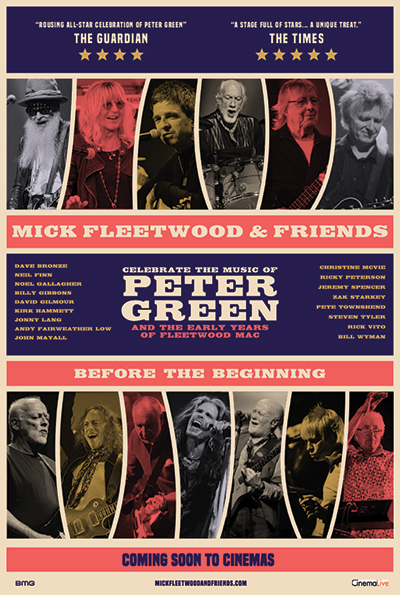 Mick Fleetwood & Friends cover