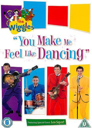 The Wiggles: You Make Me Feel Like Dancing cover