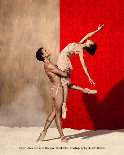 The Australian Ballet: Spartacus cover