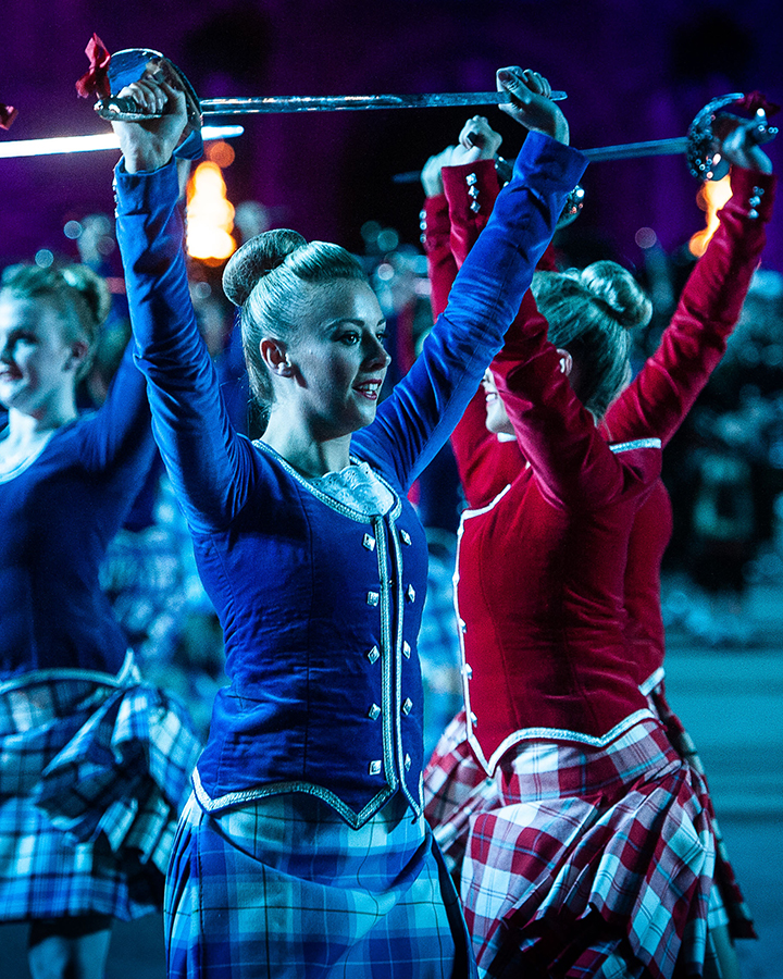 The Royal Edinburgh Military Tattoo 2019 cover
