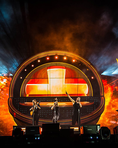 ENCORE - Take That: Greatest Hits Live cover